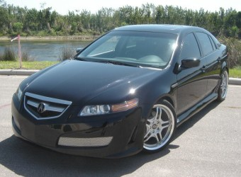 2004 ACURA TL COMPTECH