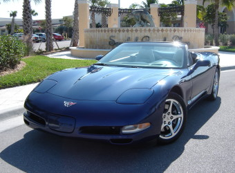 2004 CORVETTE COMMERATIVE