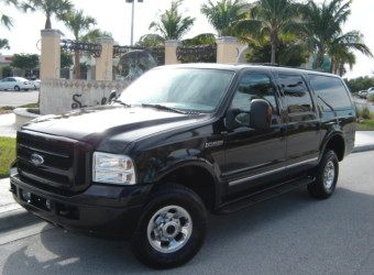 2005 FORD EXCURSION DIESEL