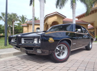 69 GTO JUDGE REPLICA