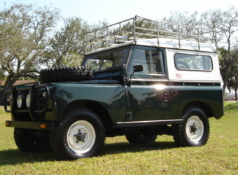 69 LAND ROVER SERIES 2
