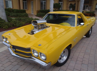 70 EL CAMINO BLOWN 454