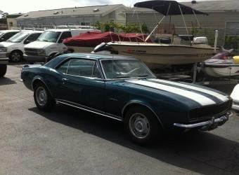 1967 CAMARO Z28