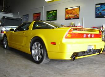 2002 ACURA NSX-T2