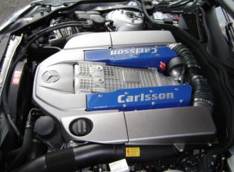 Mercedes SL CARLSSON