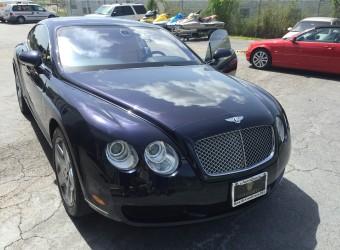 2007 BENTLEY GT