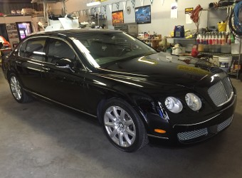 2008 BENTLEY FLYING SPUR