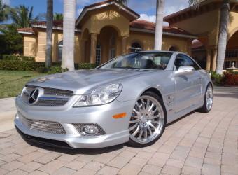 2009 Mercedes SL600