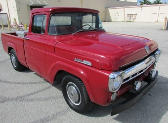 57 FORD F1