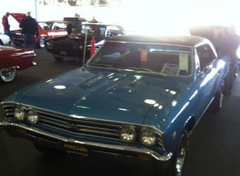 1967 CHEVELLE AT MECUM