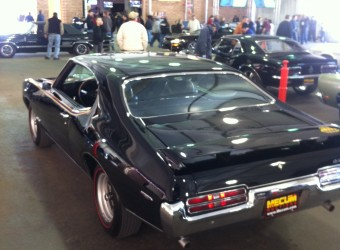 1969 PONTIAC GTO AT MECUM 2
