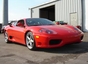 2003 FERRARI 360 F1