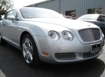 2004 BENTLEY GT