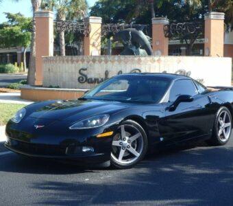 2006 Corvette CPE