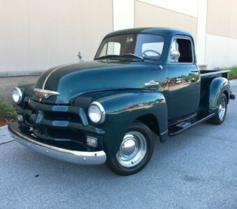 55 CHEVY 3100 1ST SERIES