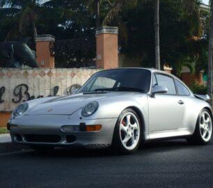97 Porsche C4S