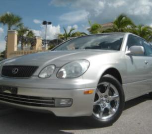 2001-LEXUS-GS300